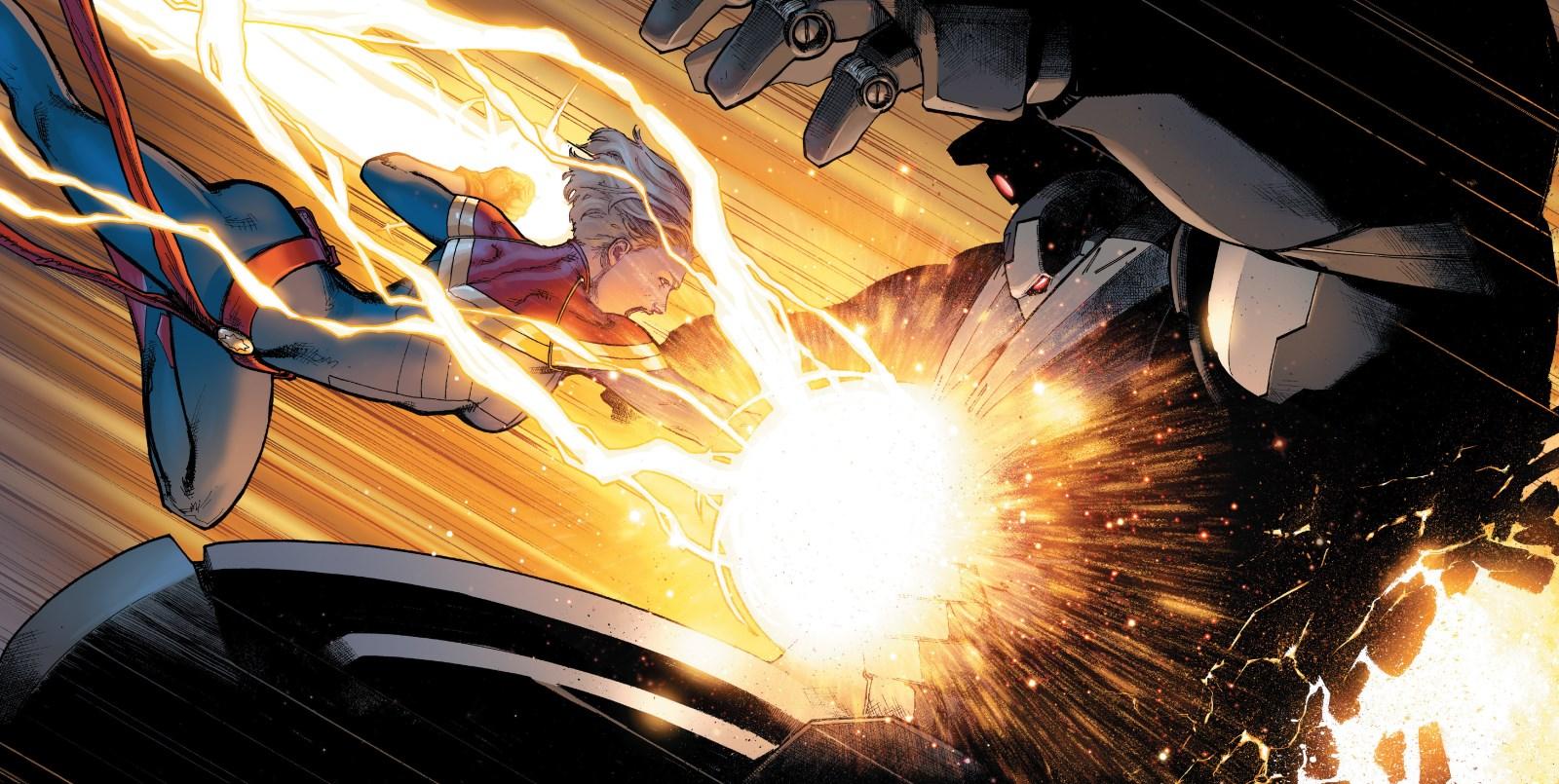 Marvel Civil War 2 Battle