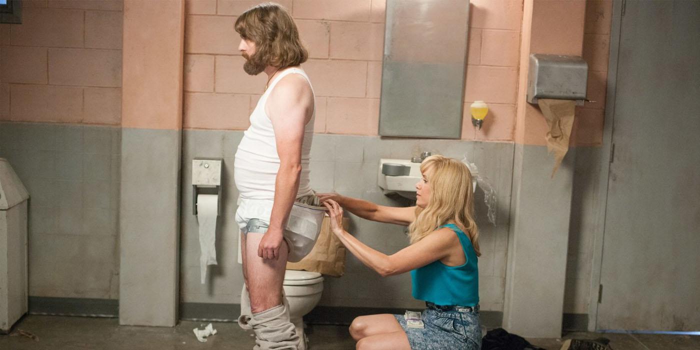 Masterminds - Zach Galifianakis and Kristen Wiig