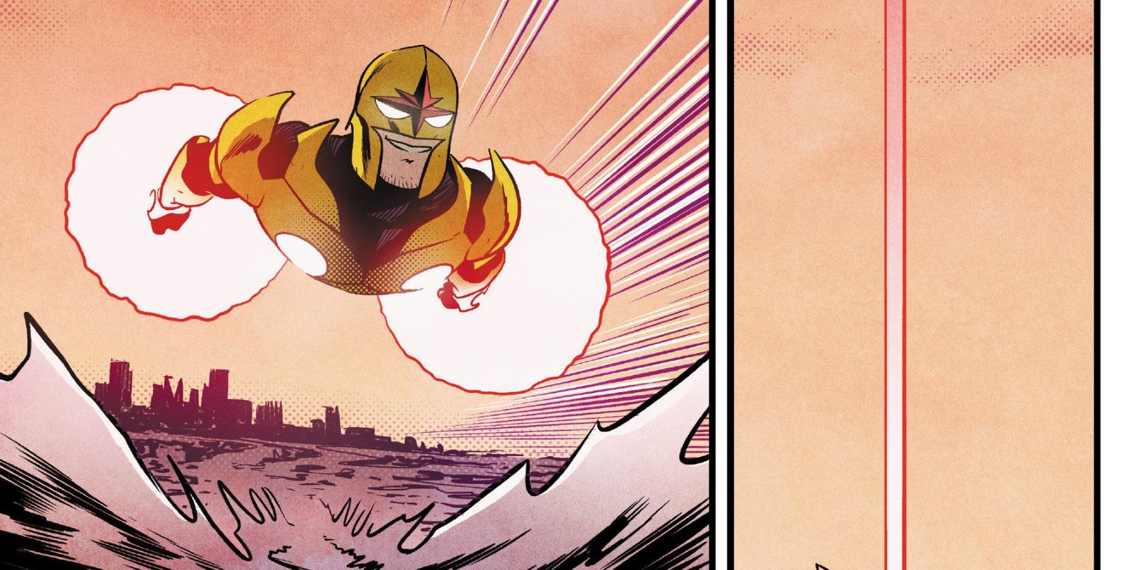 Nova 1 Richard Rider Marvel Marvels Original Nova is BACK, With Ego The Living Planet