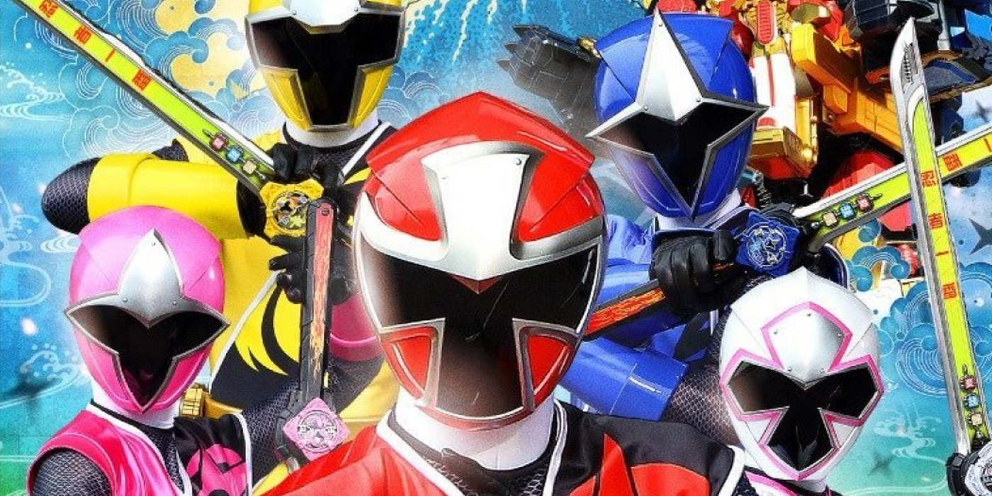 Power Rangers Ninja Steel Trailer Arrives
