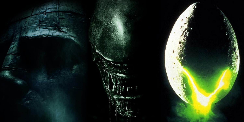Prometheus Alien Covenant Connections