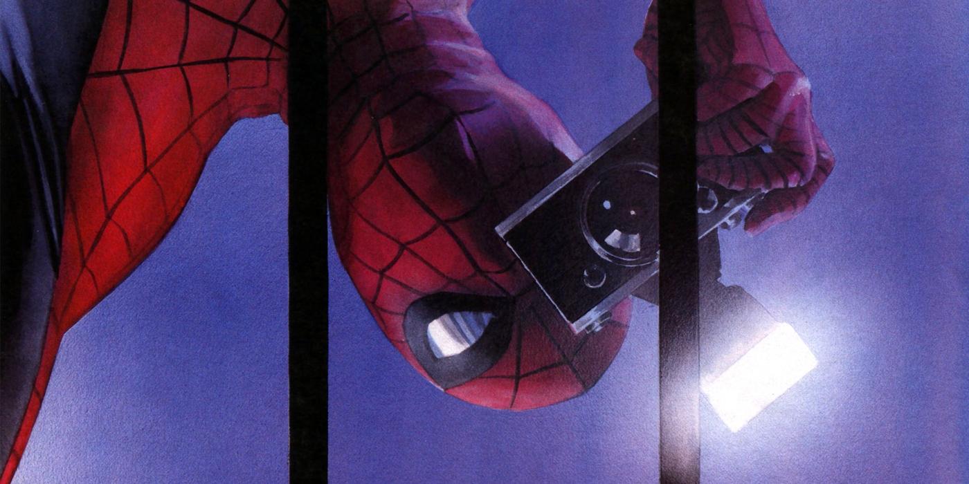 Spider-Man Camera