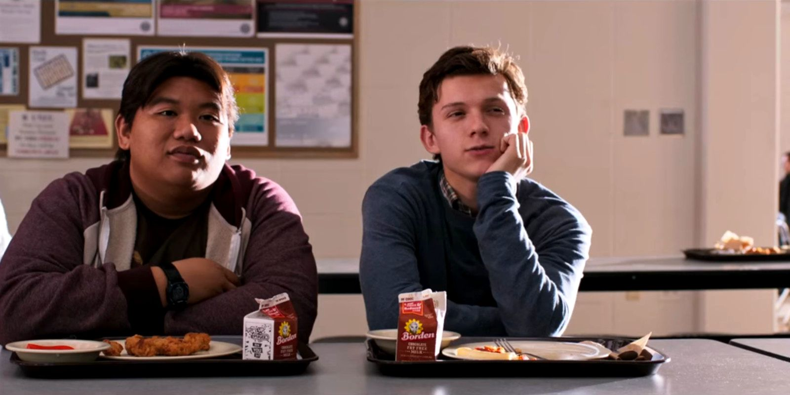 Spider-Man Homecoming - Peter and Ned