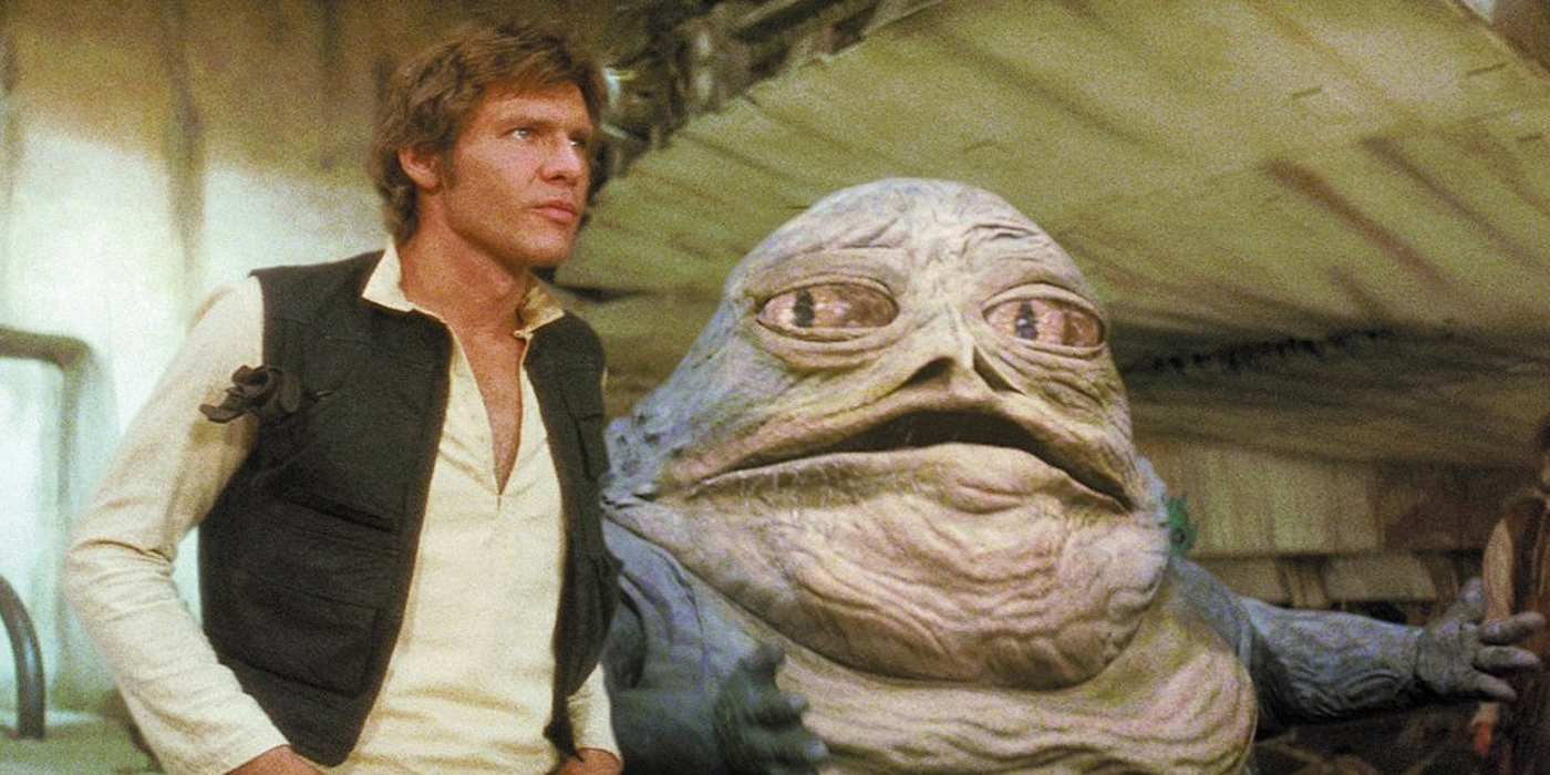 New Solo: A Star Wars Story Toys May Hint At Jabba's Palace Jabba The Hutt And Leia Fanfiction