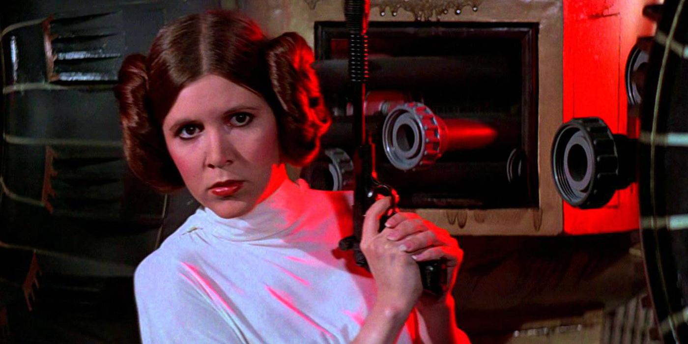Star Wars: 15 Things You Didn't Know About Princess Leia