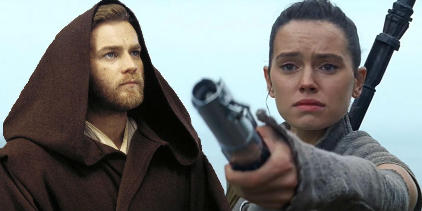 Star Wars Rey Kenobi