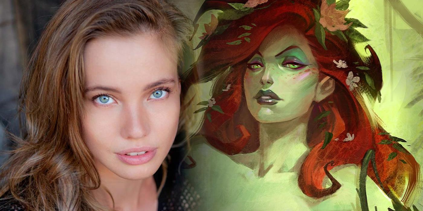 Stephanie Corneliussen Poison Ivy Gotham City Sirens