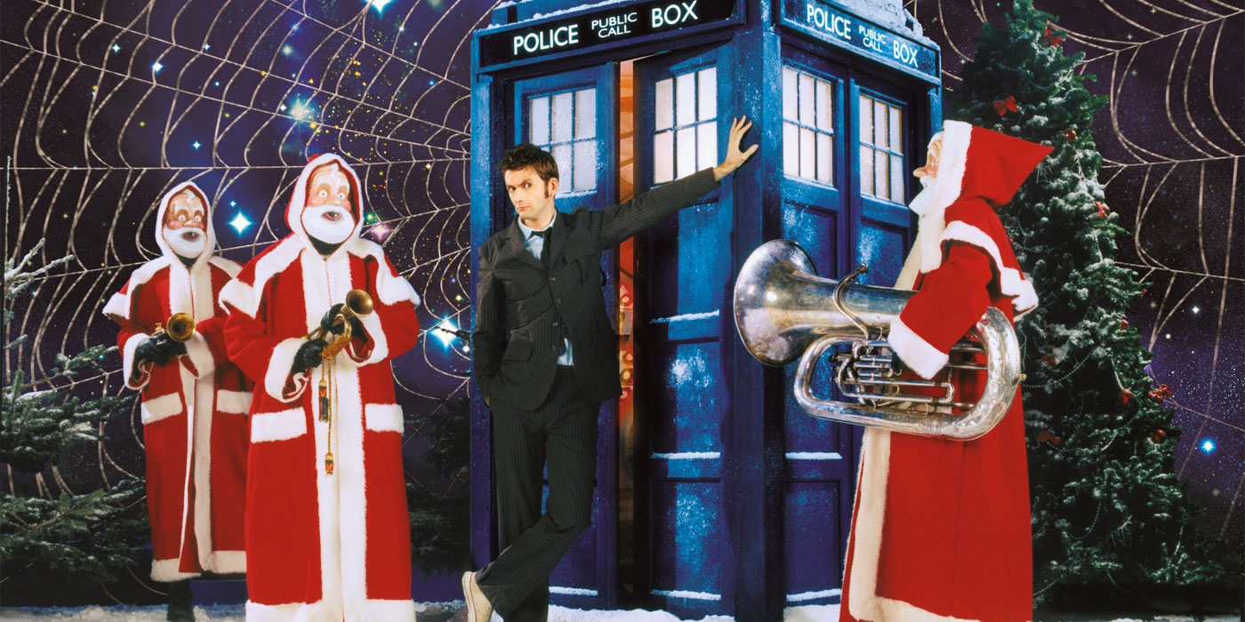 doctor who the 15 best and weirdest moments from the christmas specials - Best Christmas Specials