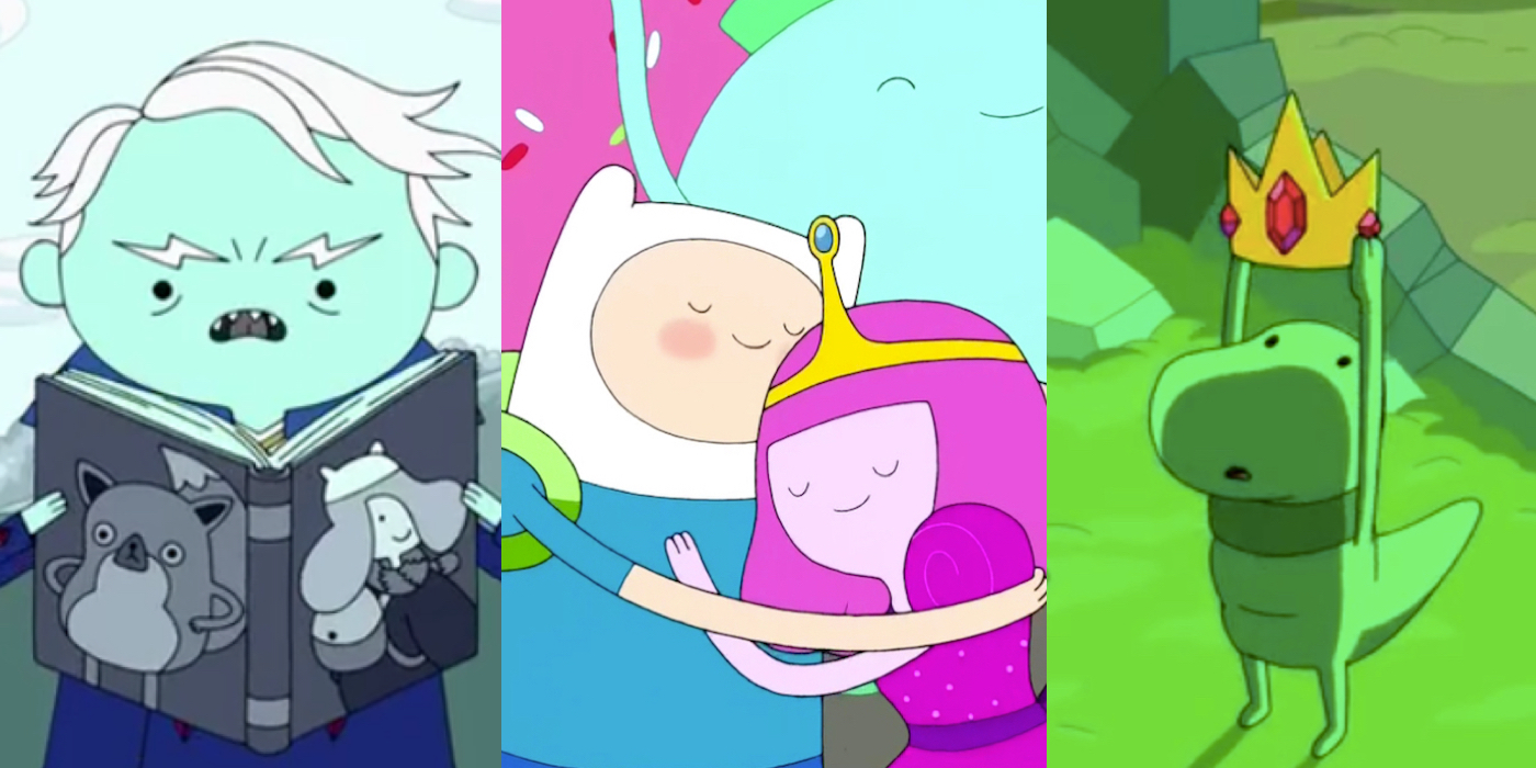 Things We Need To See Before Adventure Time Ends, Including Ice President, Finn and Bubblegum Together, and Gunther and Ice King's Crown