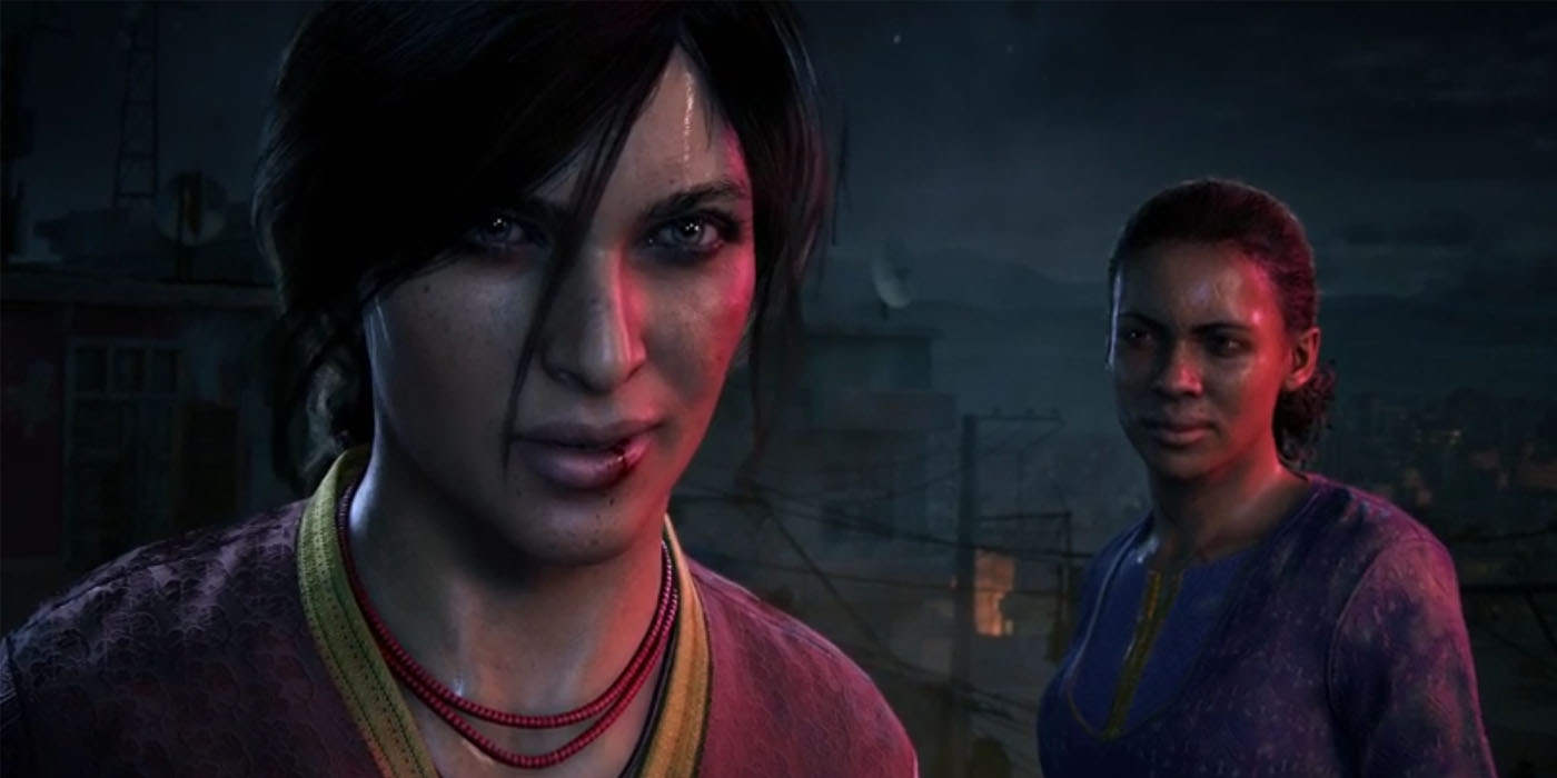 Uncharted The Lost Legacy Chloe Frazer Nadine Ross