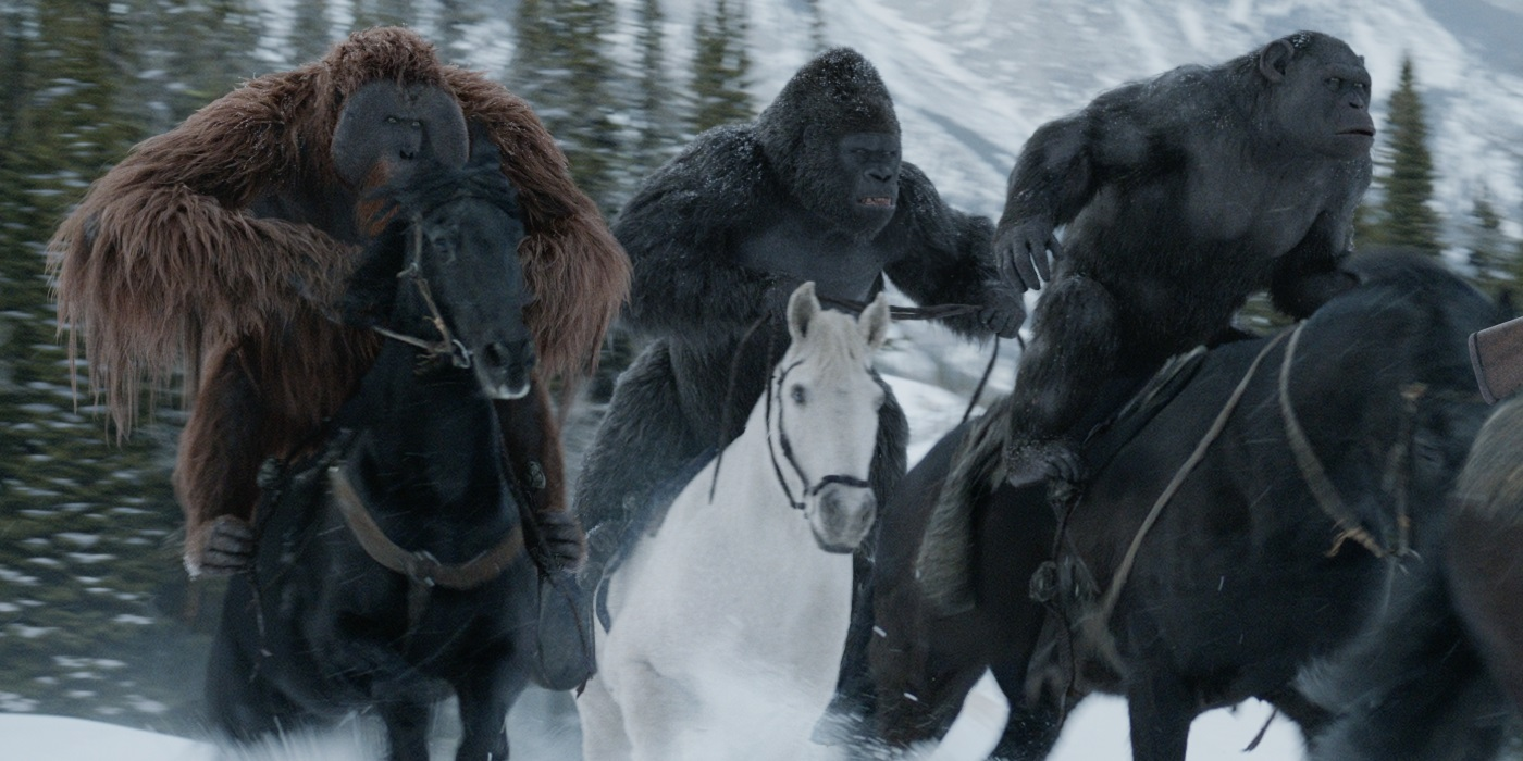 Resultado de imagem para war for the planet of apes