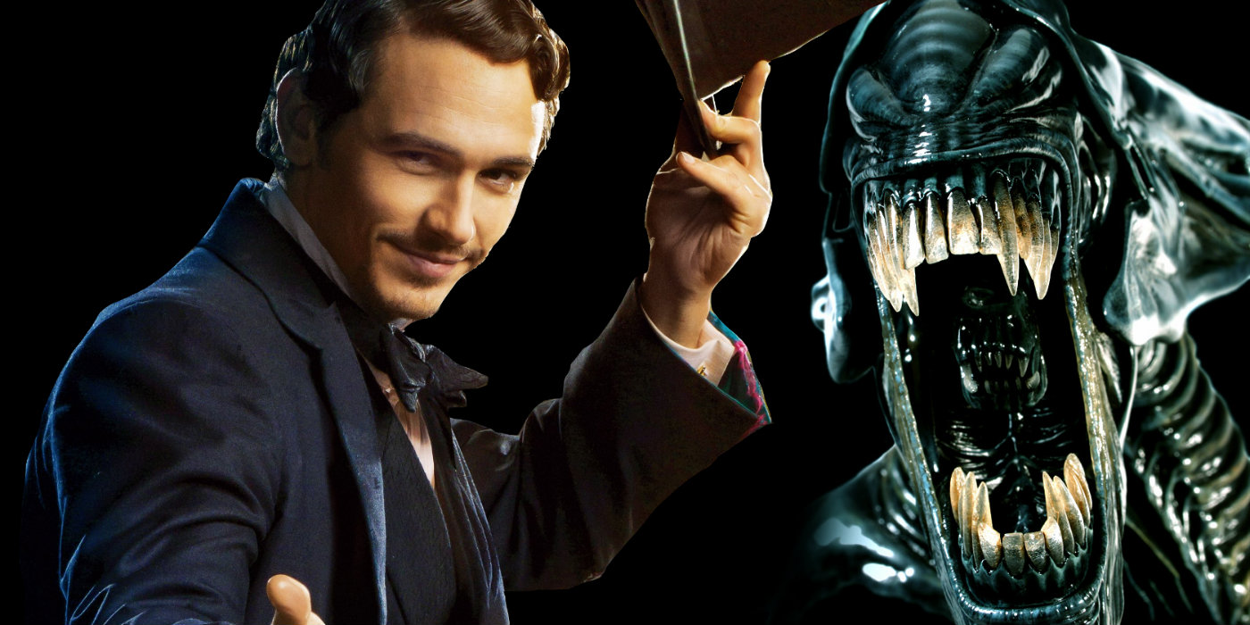 Alien: Covenant - James Franco confirmed