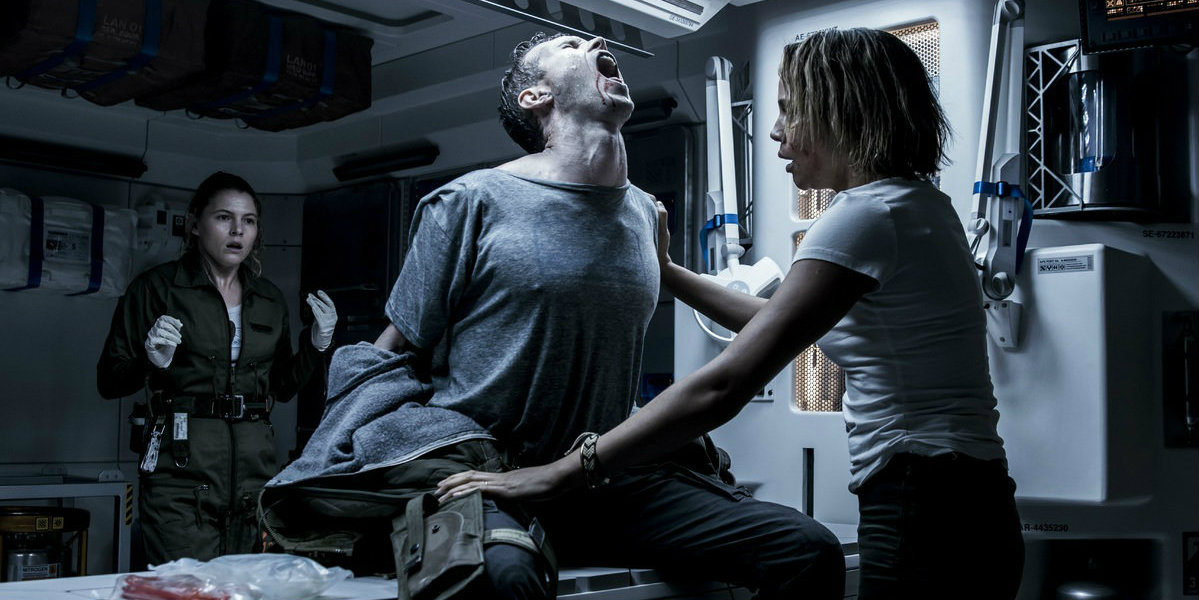 Alien: Covenant  - Carmen Ejogo