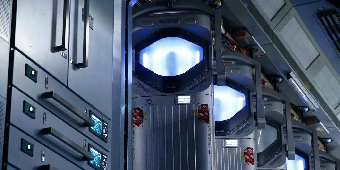 Alien: Covenant - Sleeping Pods