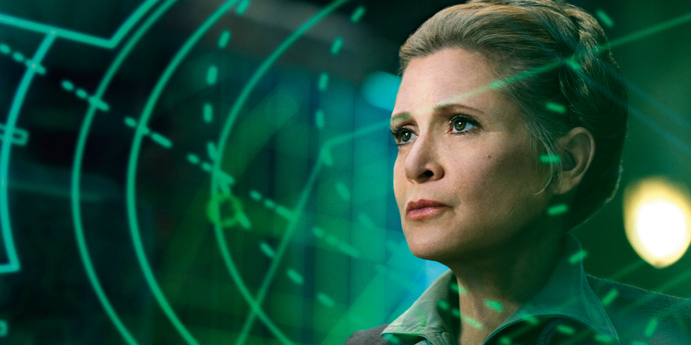 Star Wars: The Force Awakens - Leia (Carrie Fisher)