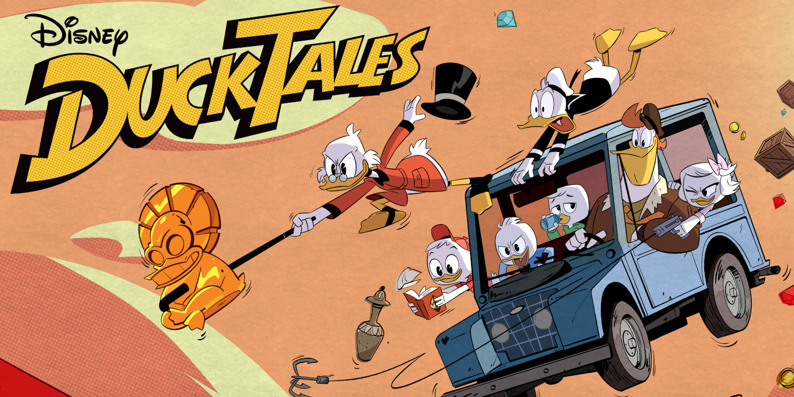 DuckTales (2017) artwork