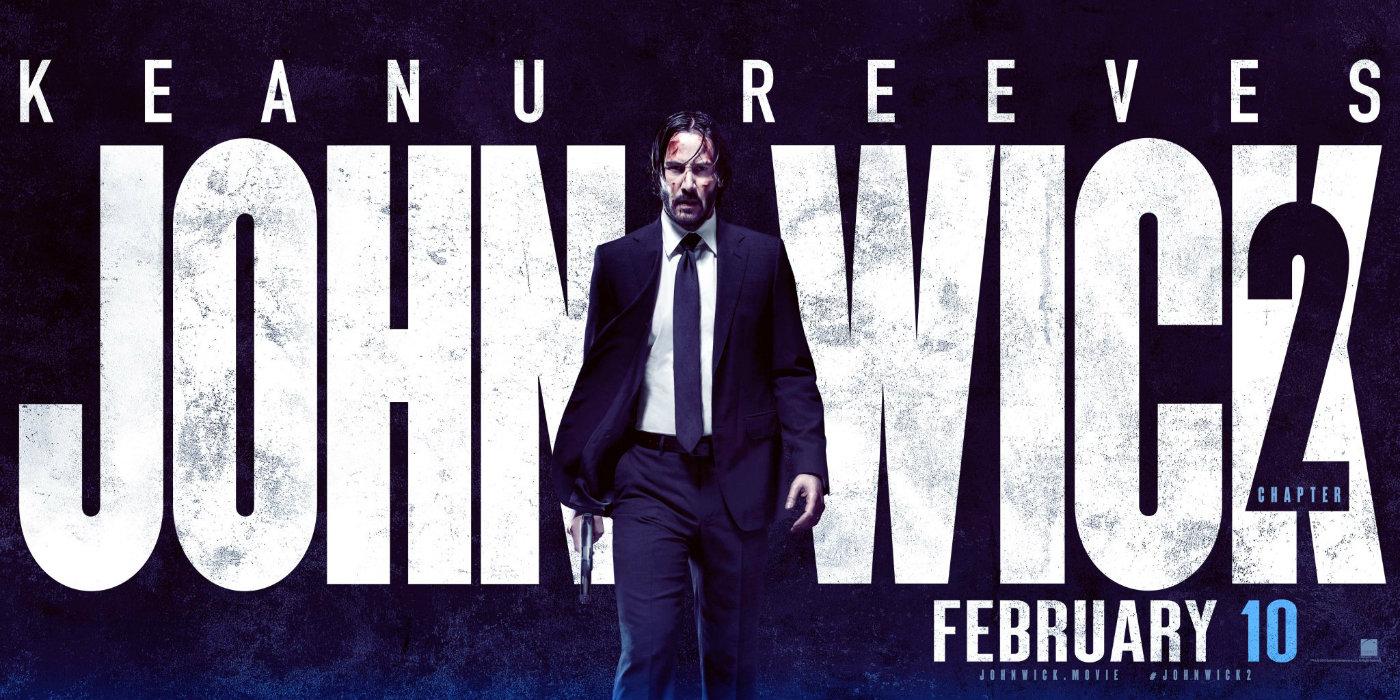 John Wick 2: John Wick 2 Trailer #2 Arrives Next Week