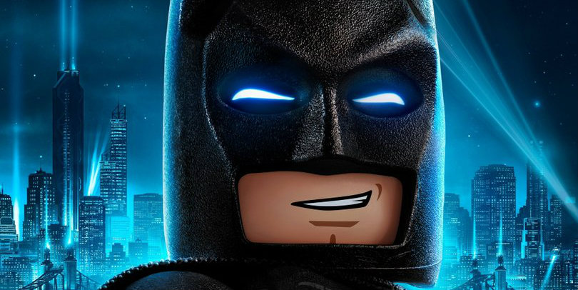 LEGO Batman Movie Posters: Gotham's Finest Heroes & Villains