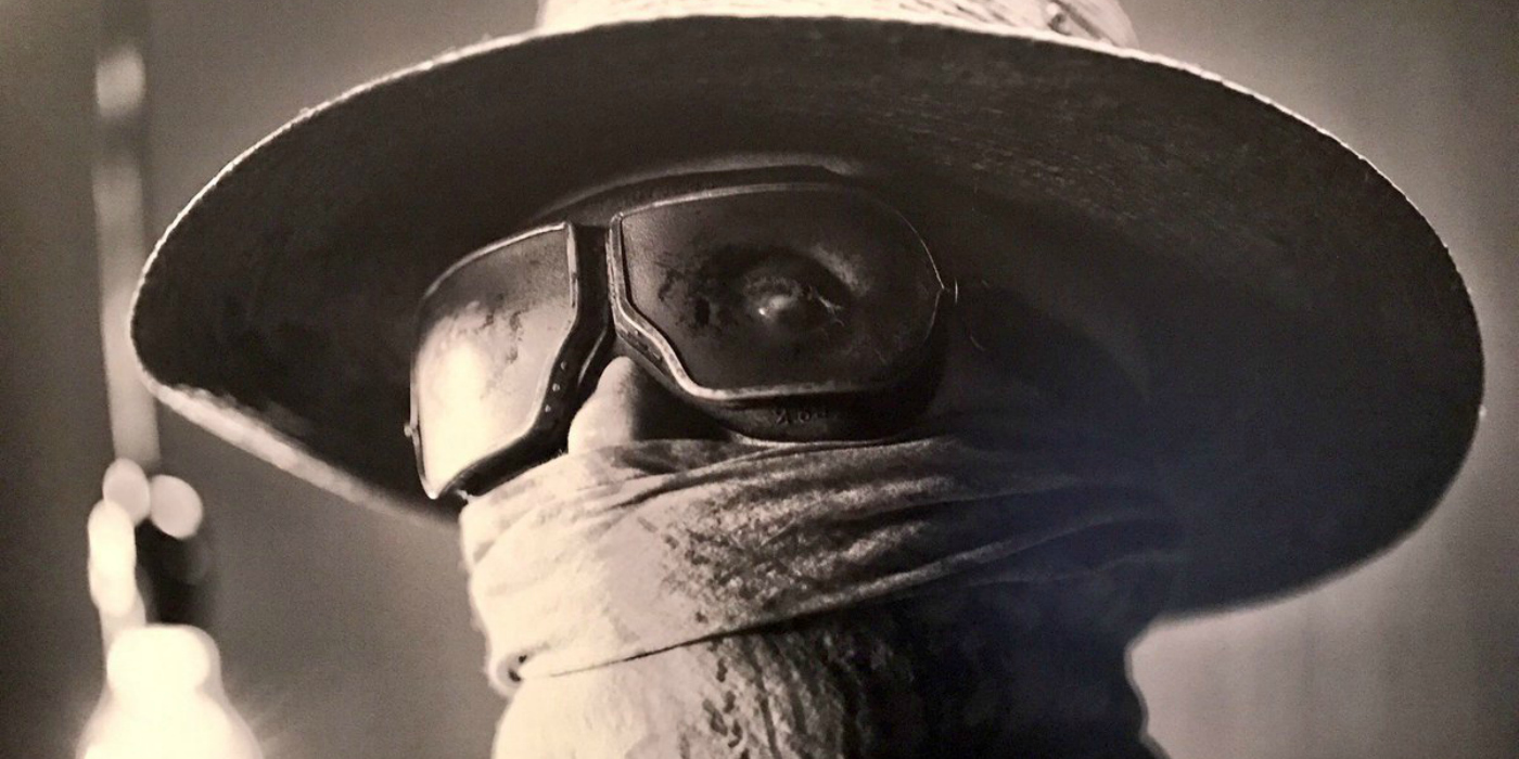 New Logan Image Shows Caliban Ready for the Desert