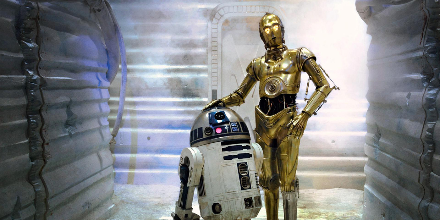 R2d2 And C3po Desert Star Wars: 16 M...