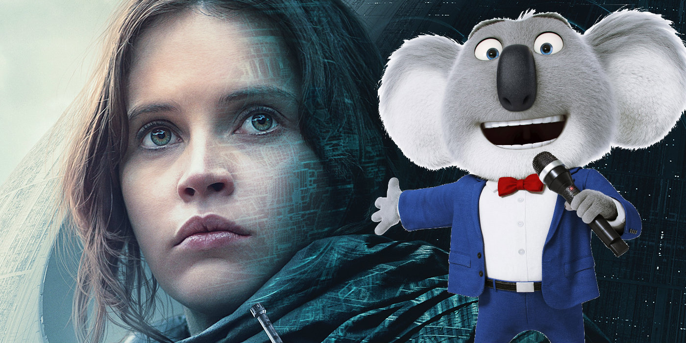 Star Wars: Rogue One and Sing