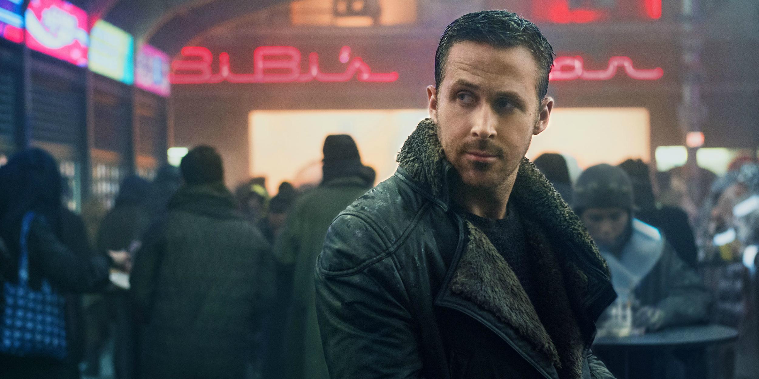 Ryan Gosling Was Ovewhelmed by Blade Runner 2049 Practical Sets