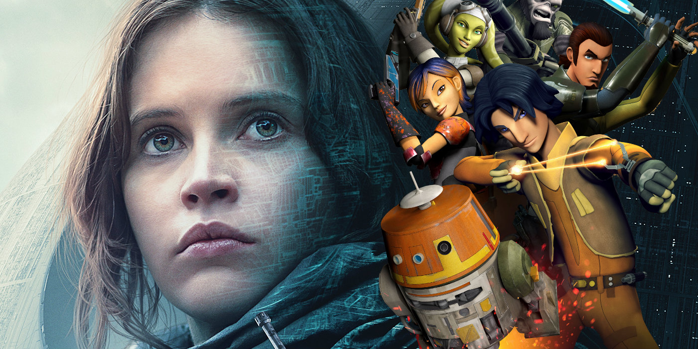 Star Wars - Rogue One and Rebels