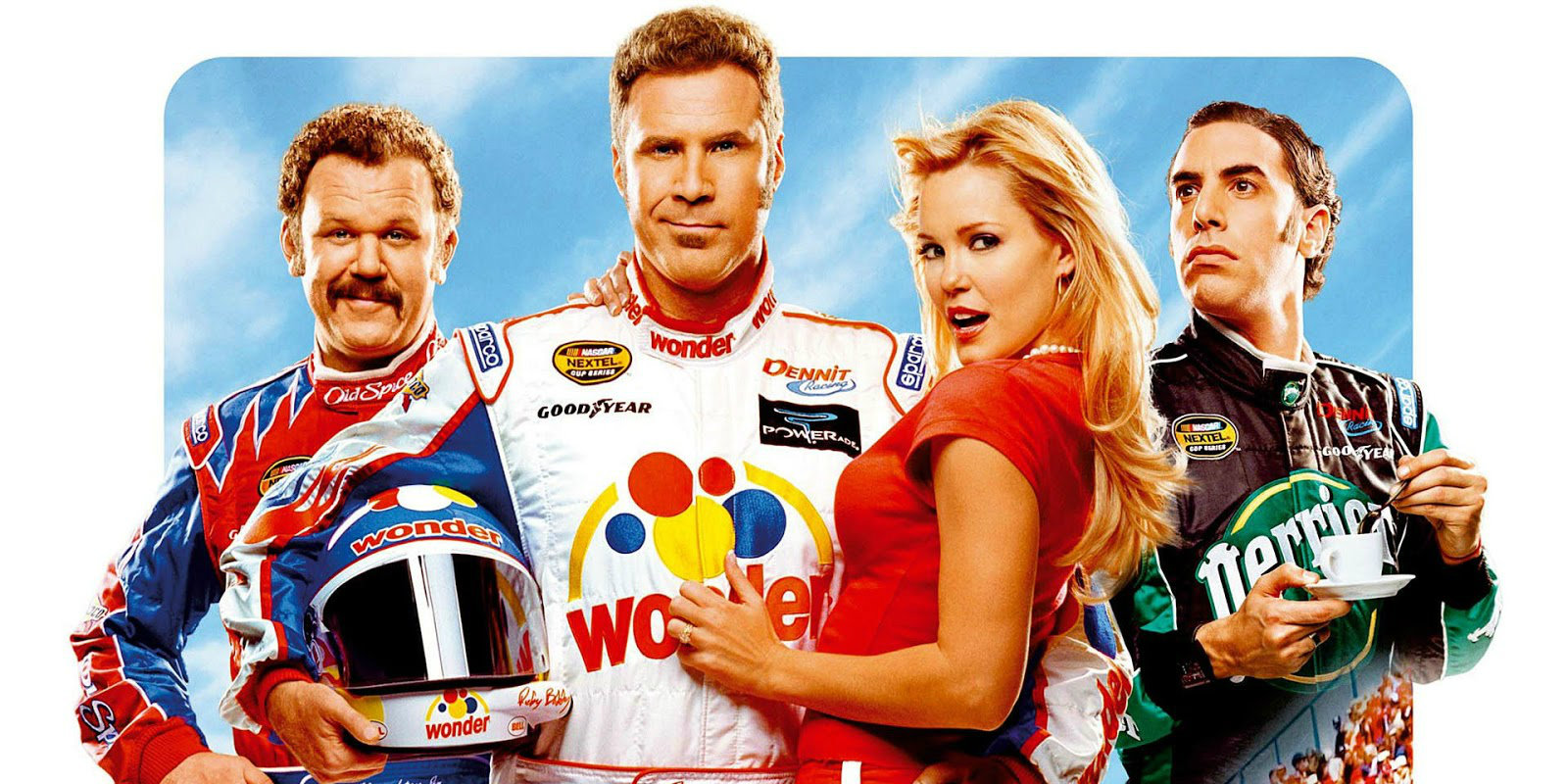 Talladega Nights - Will Ferrell