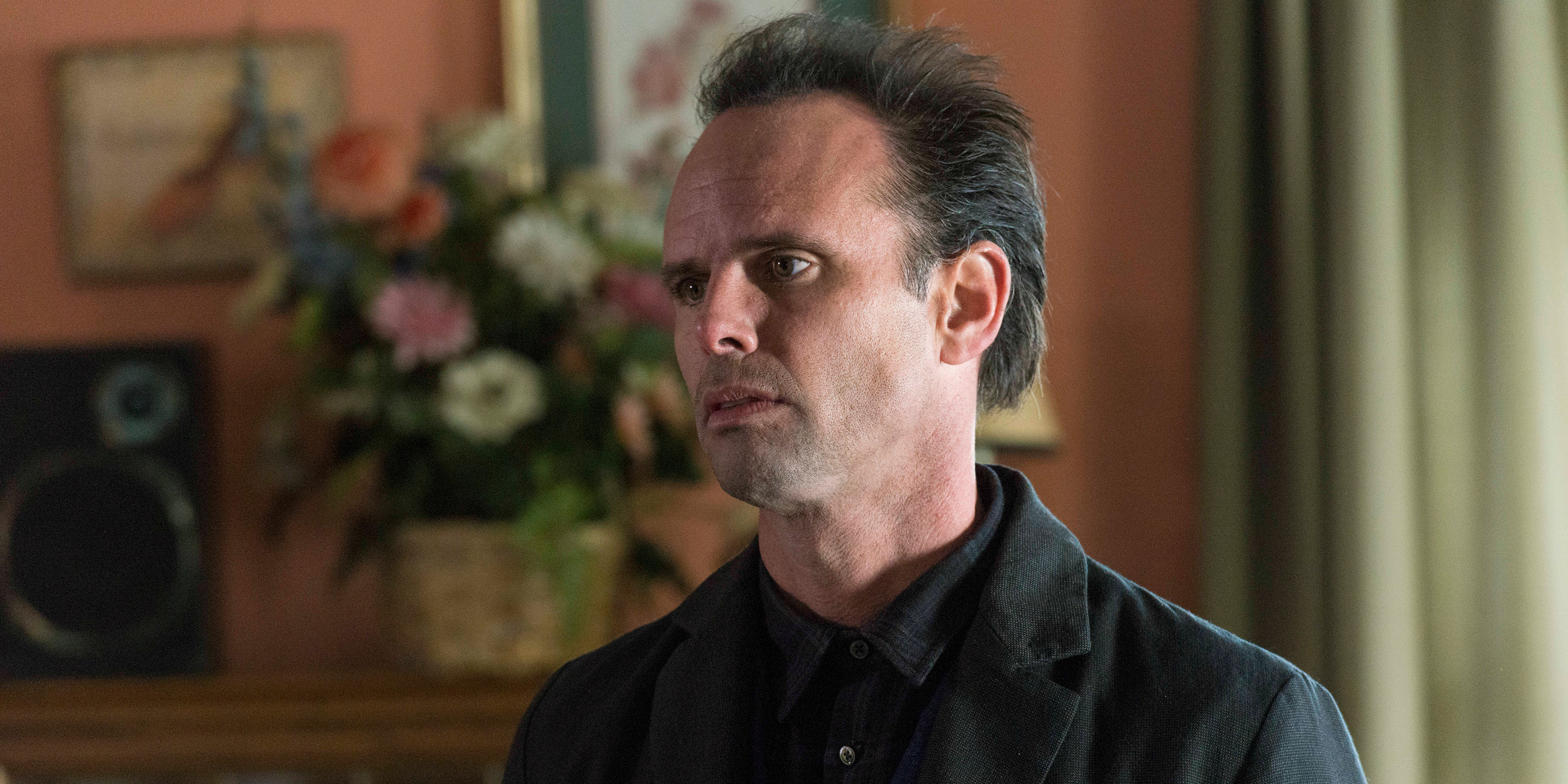 Walton Goggins Teases Desperate and Angry Tomb Raider Villain