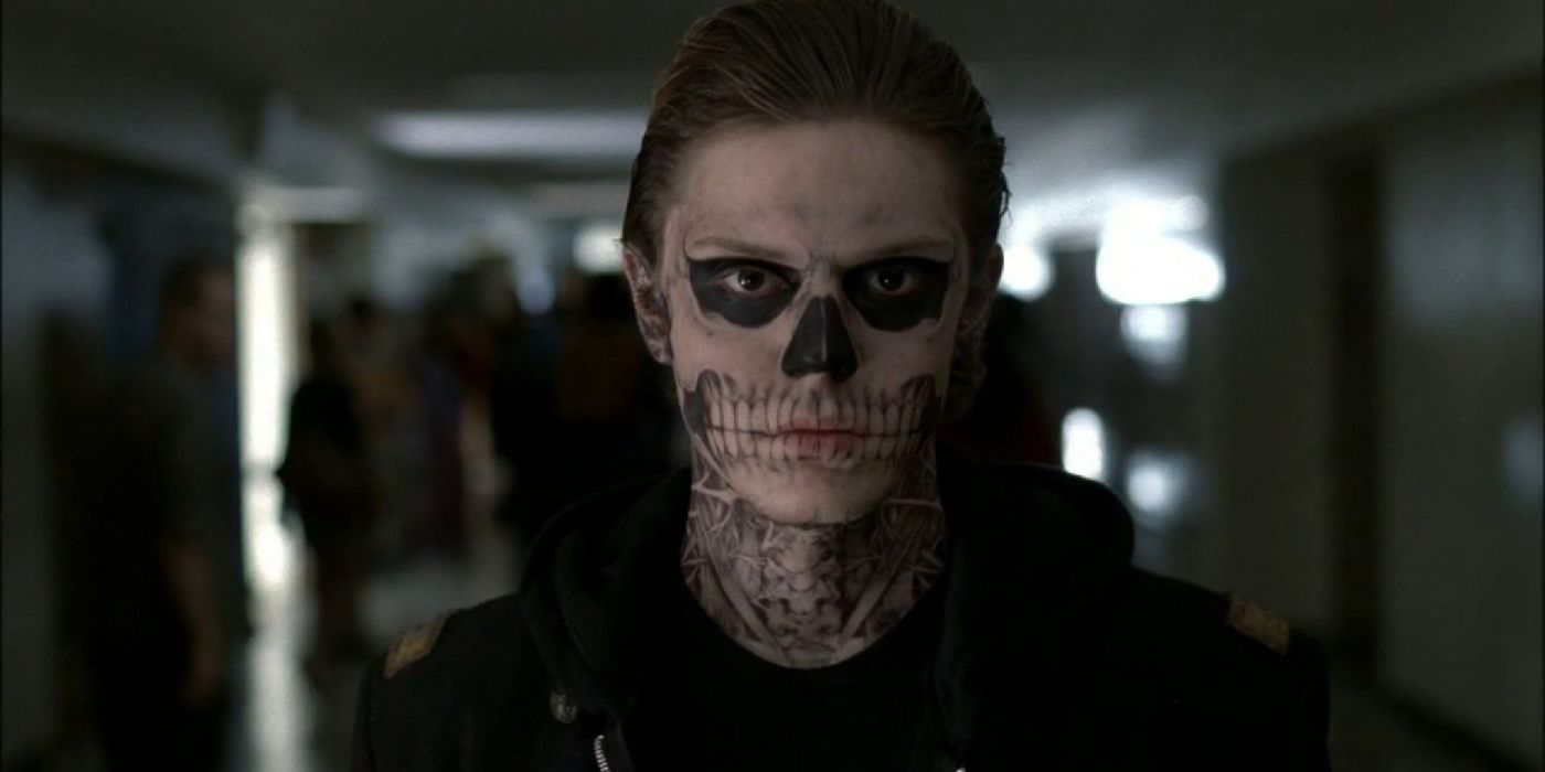 American Horror Story - Evan Peters as Tate Langdon in Murder House
