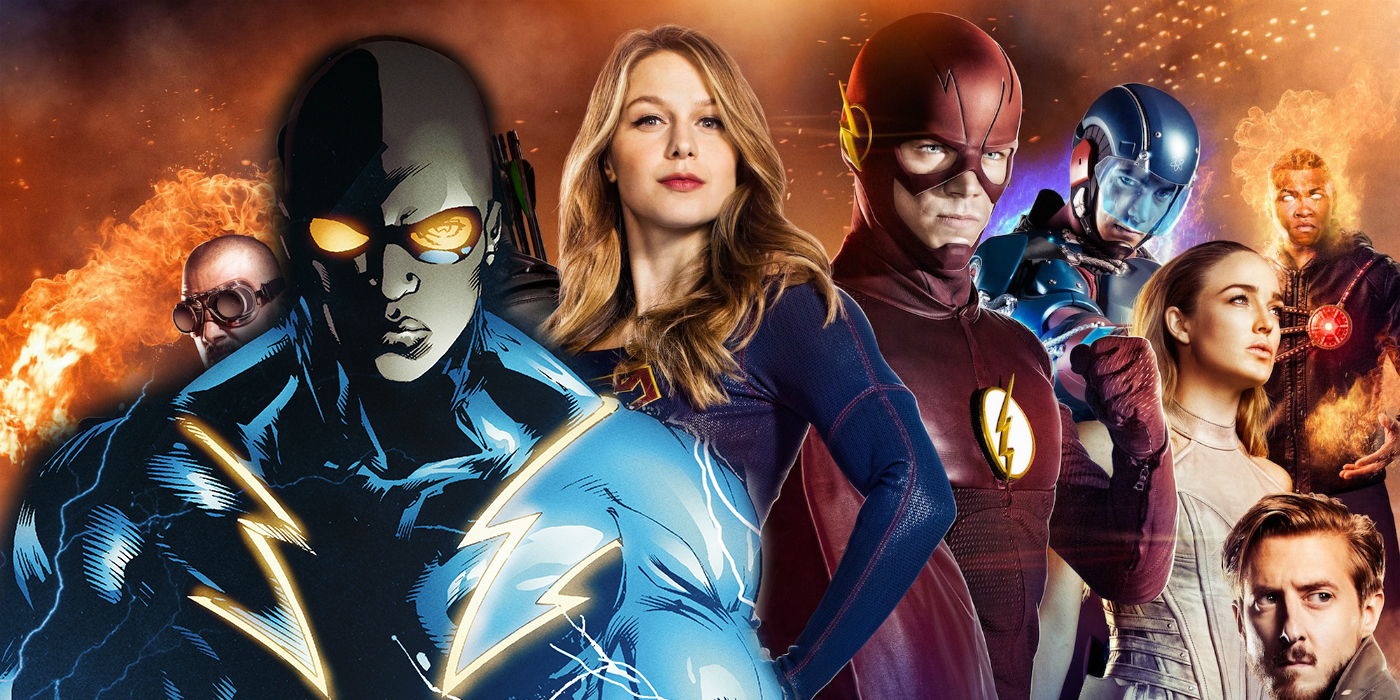 Arrowverse Black Lightning Crossover