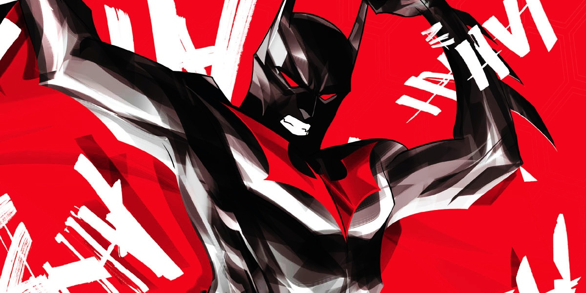 Zerchoo Film - Batman Beyond Just Got a New, Better Batsuit