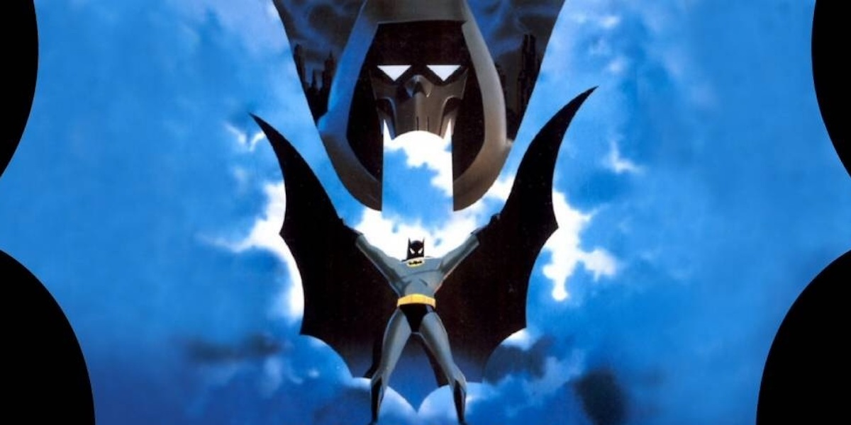 Batman Mask of the Phantasm wallpaper