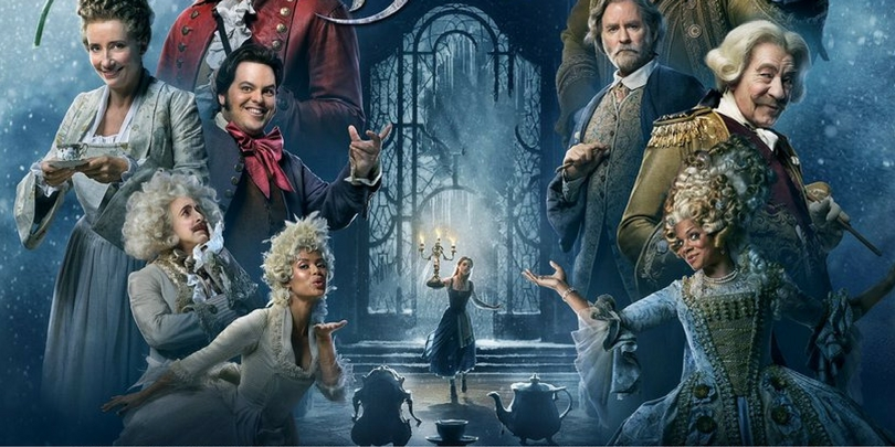 Beauty and the Beast - New Poster Assembles the Cast