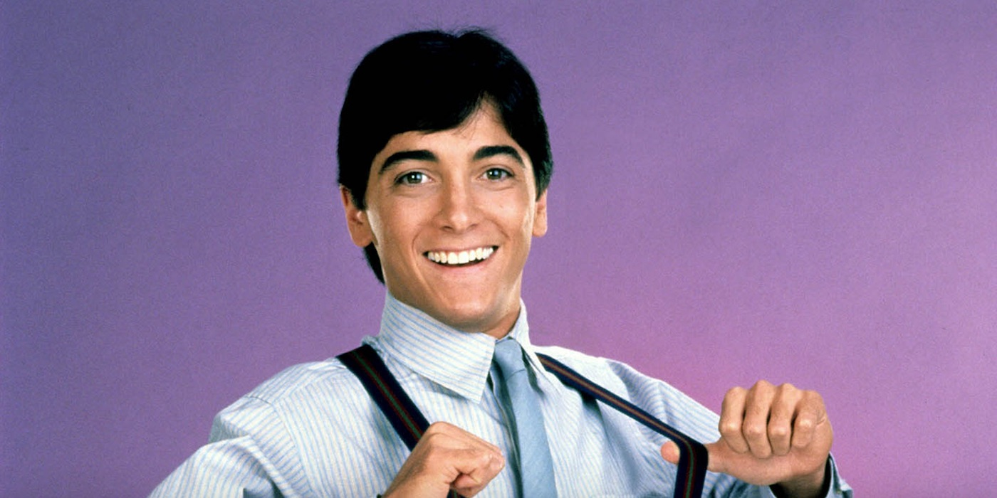 Scott Baio in Charles in Charge