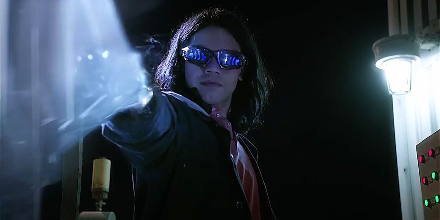 Cisco as Vibe in The Flash