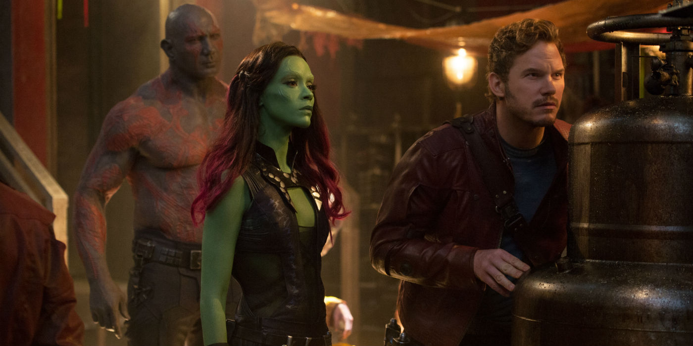 James Gunn to Live Stream Guardians of the Galaxy 2 ...