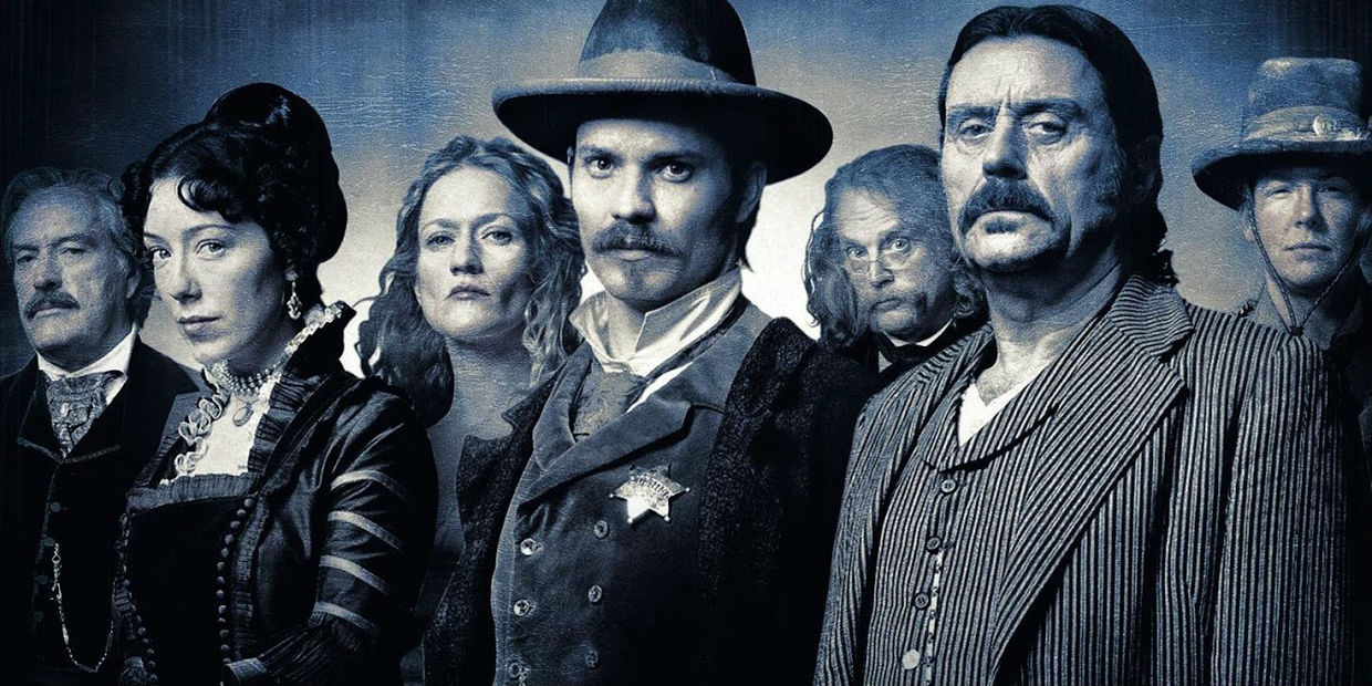 Deadwood cast photo