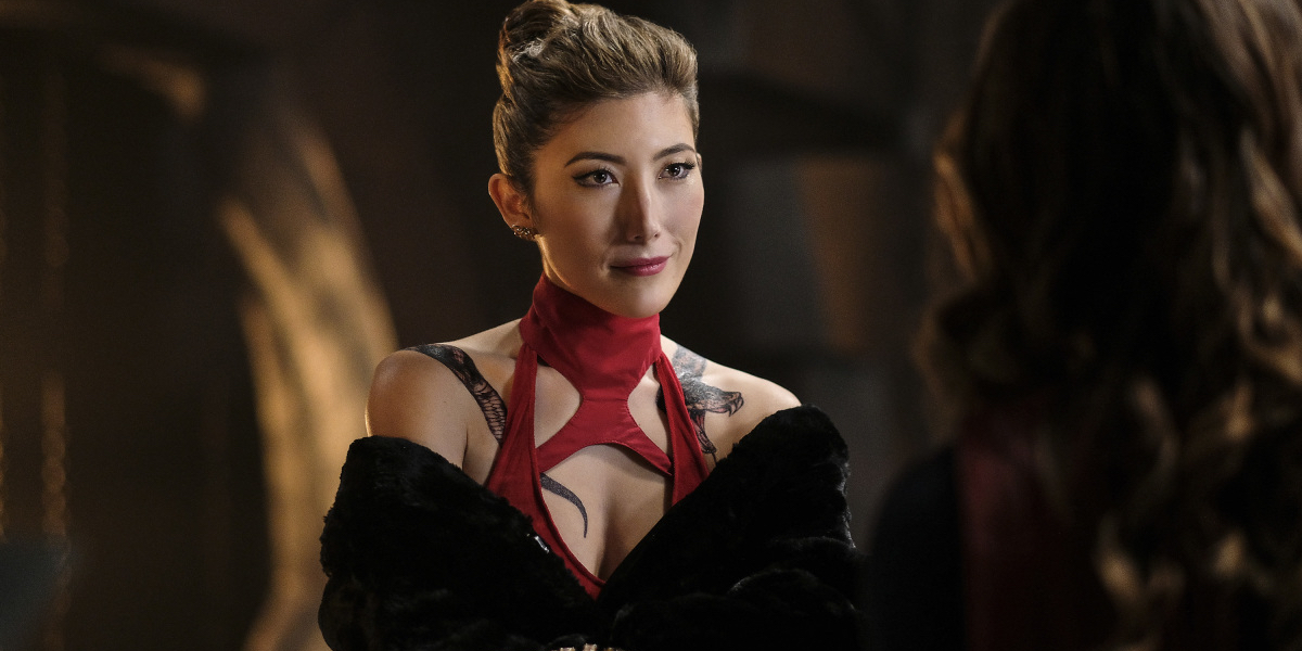 TV and Movie News   Supergirl: Roulette Abilities & DC ...