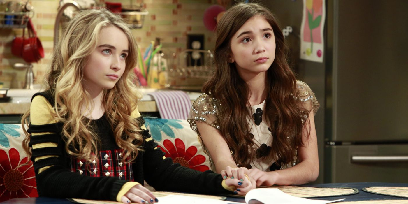 girl meets world riley jealous Cast members of girl meets world are danielle fishel, who plays topanga, left, rowan blanchard, who plays riley, sabrina carpenter, who plays riley's friend maya, and ben savage, who plays cory.