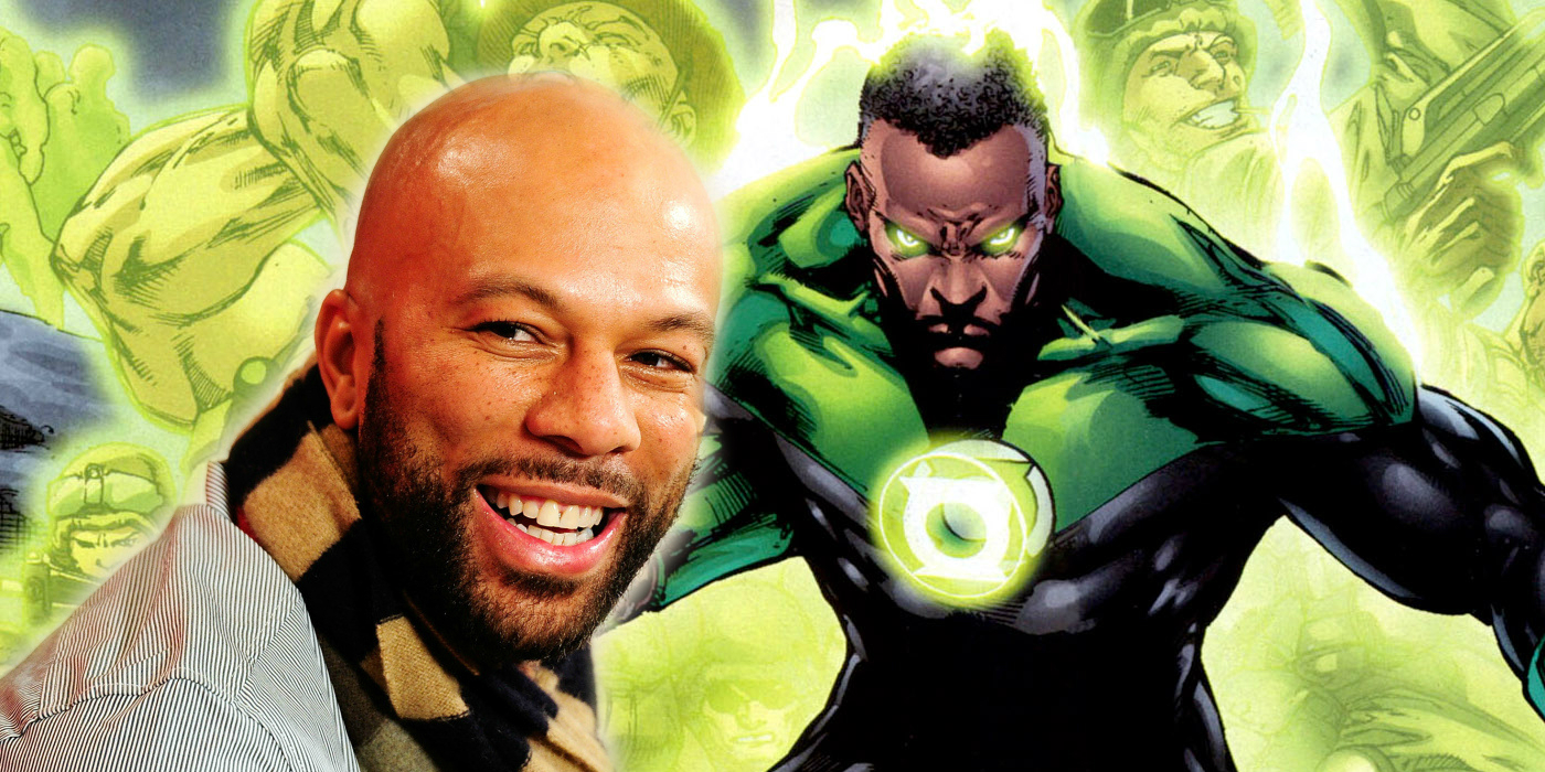 Common on Green Lantern Casting & George Miller's Justice ...