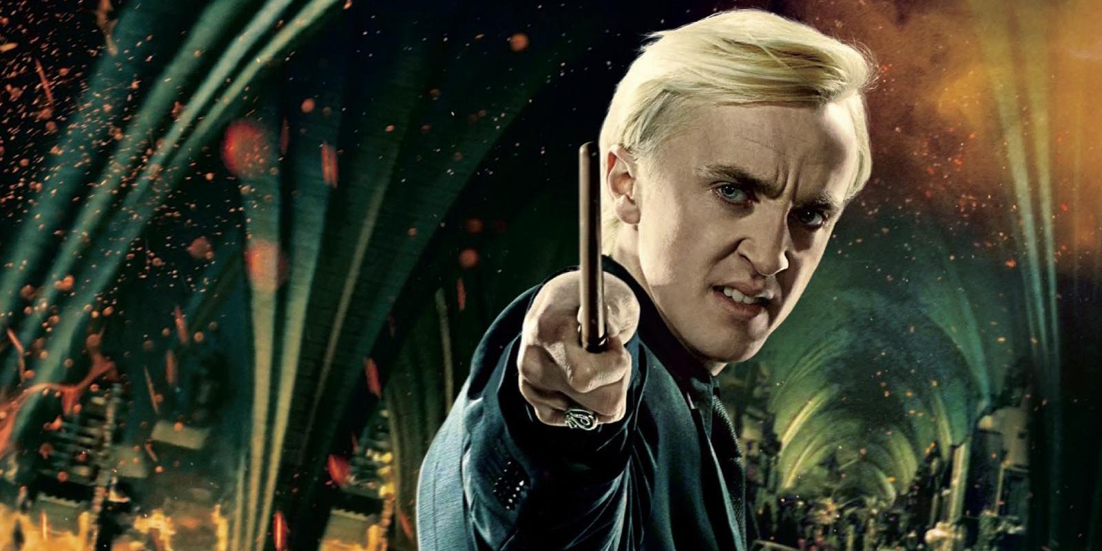Harry Potter Tom Felton Interested In Reprising Draco