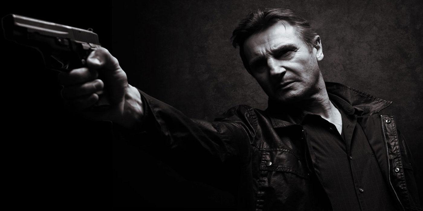 Liam Neeson as Bryan Mills in Taken 3 Promo