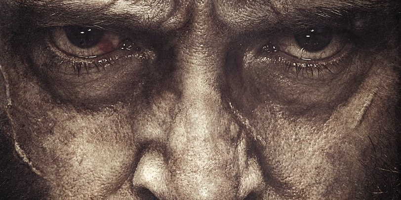 Logan poster Wolverine cropped