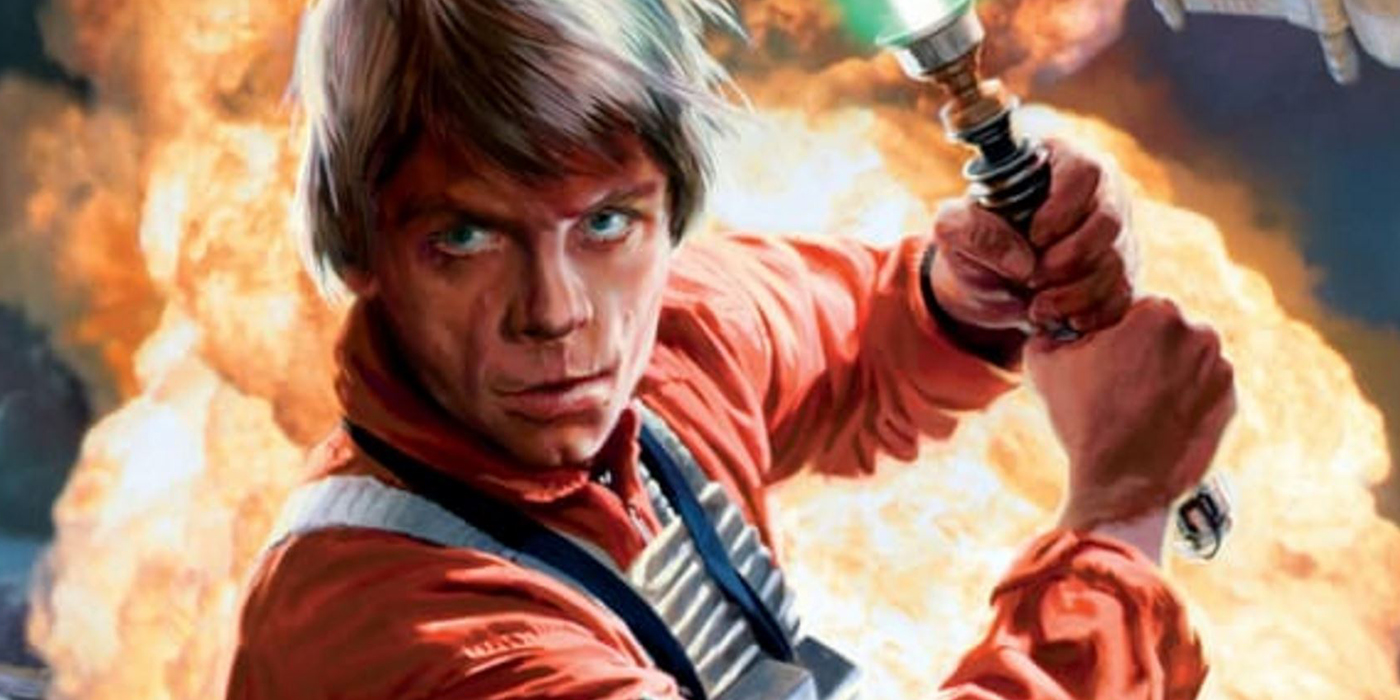14 powers you didn t know luke skywalker had screen rant. Black Bedroom Furniture Sets. Home Design Ideas
