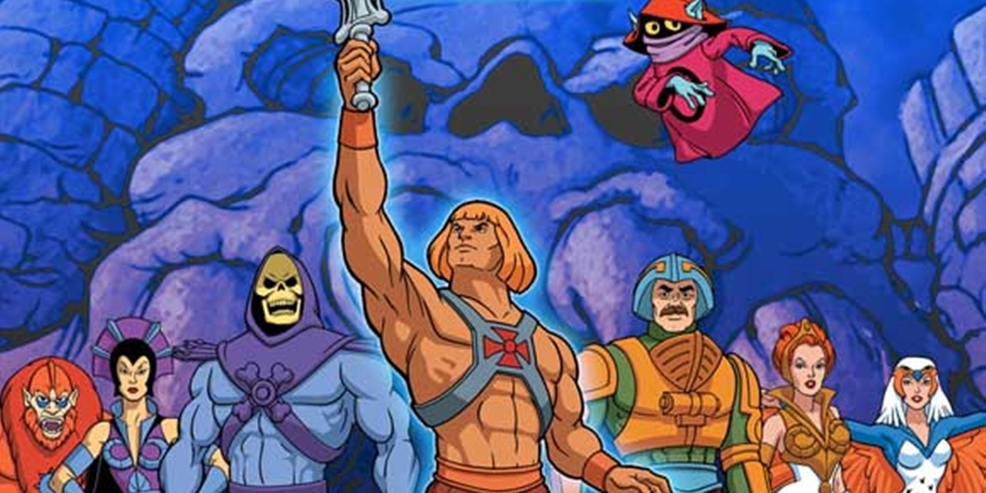 Masters of the Universe Character lineup