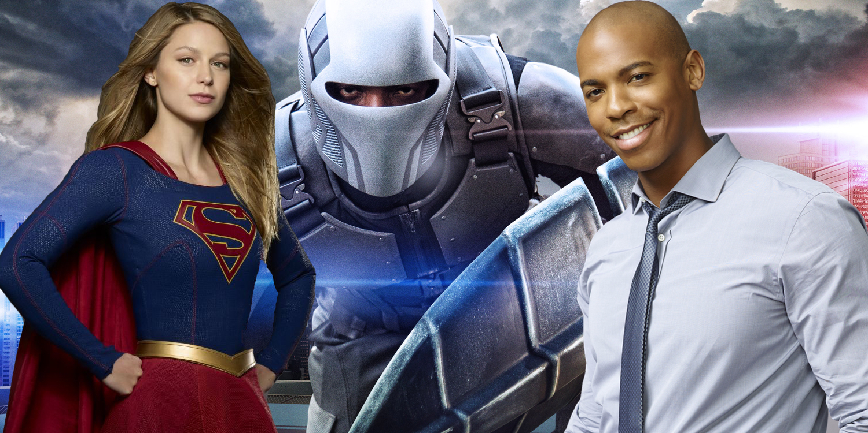 Melissa Benoist Supergirl Mehcad Brooks Guardian