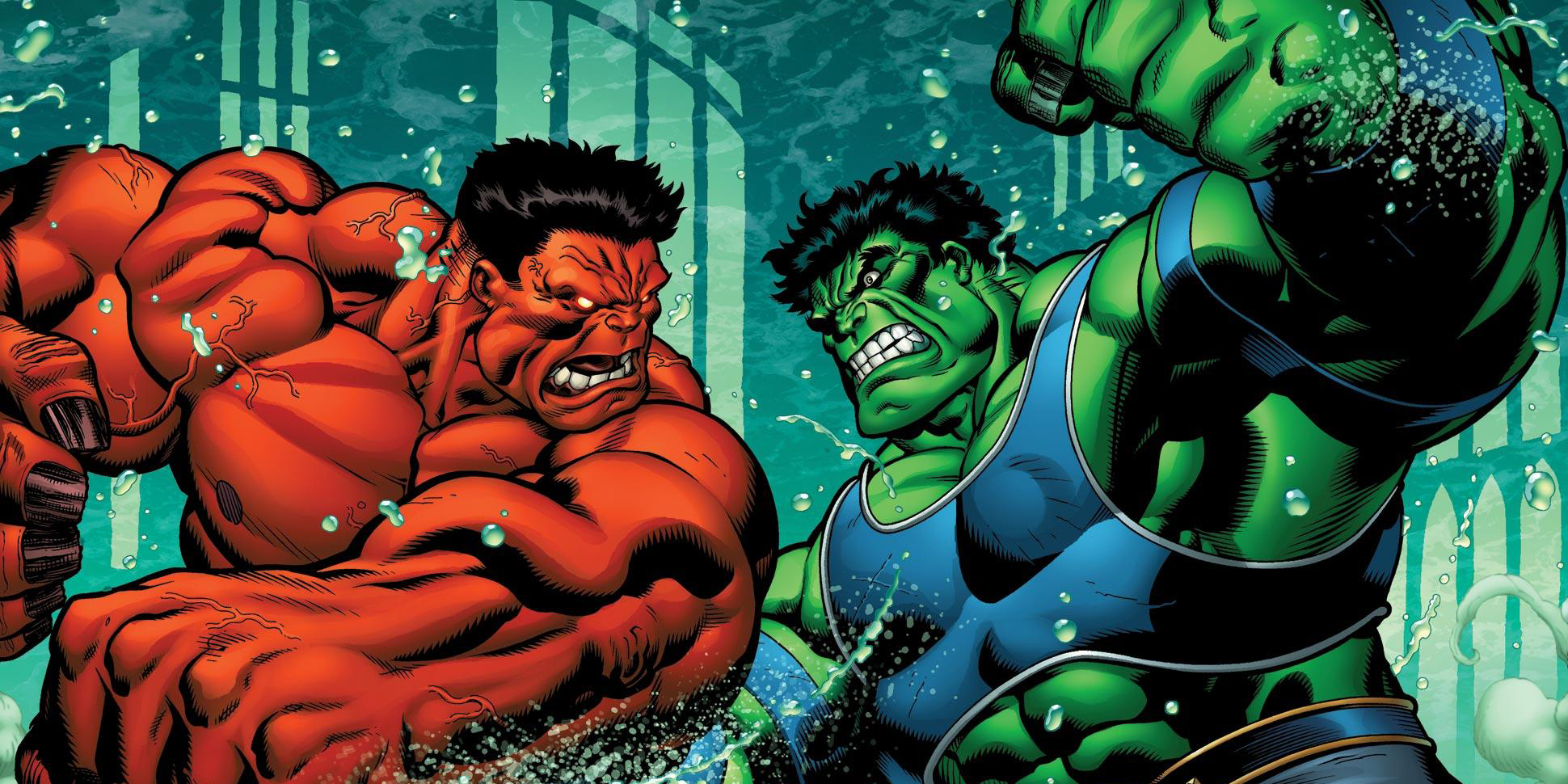 15 marvel characters stronger than the hulk screen rant - Pictures of red hulk ...