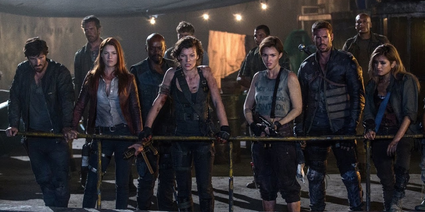 Resident Evil The Final Chapter Cast On Reclaiming: Resident Evil 6: Eoin Macken Describes
