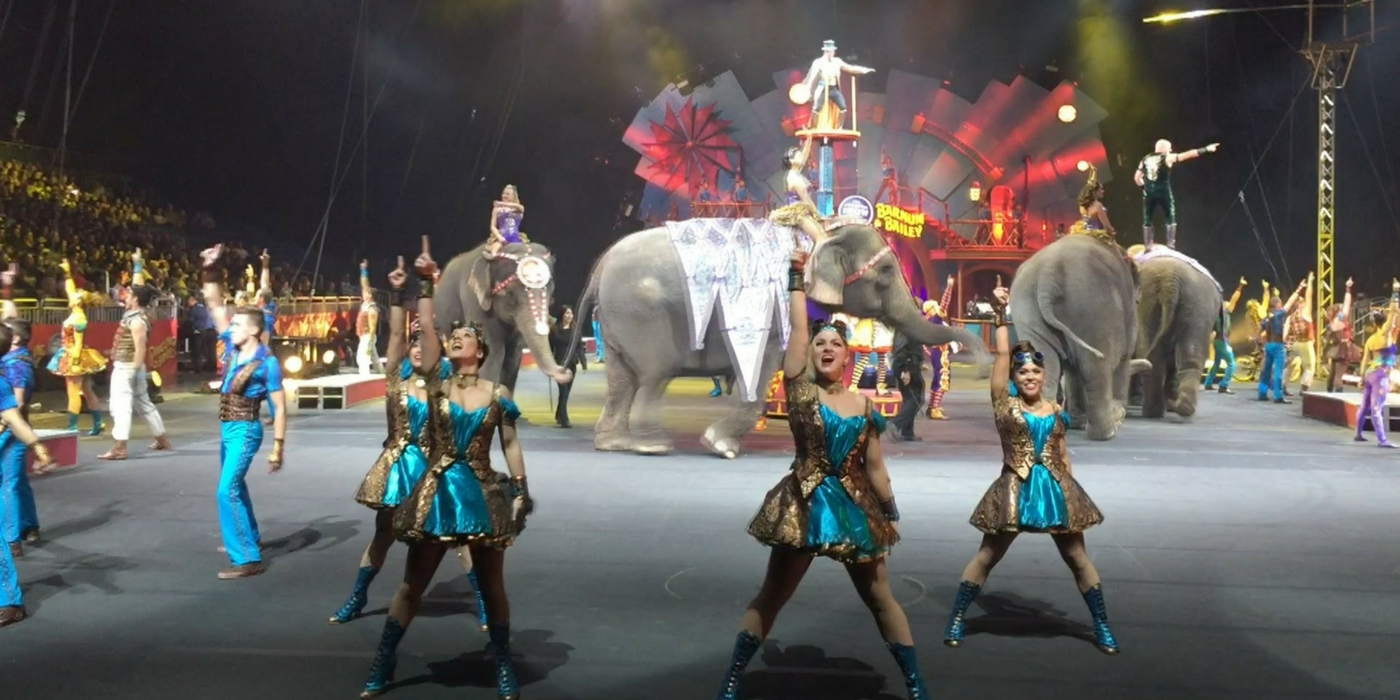 Ringling Bros Circus Shutting Down After 146 Years